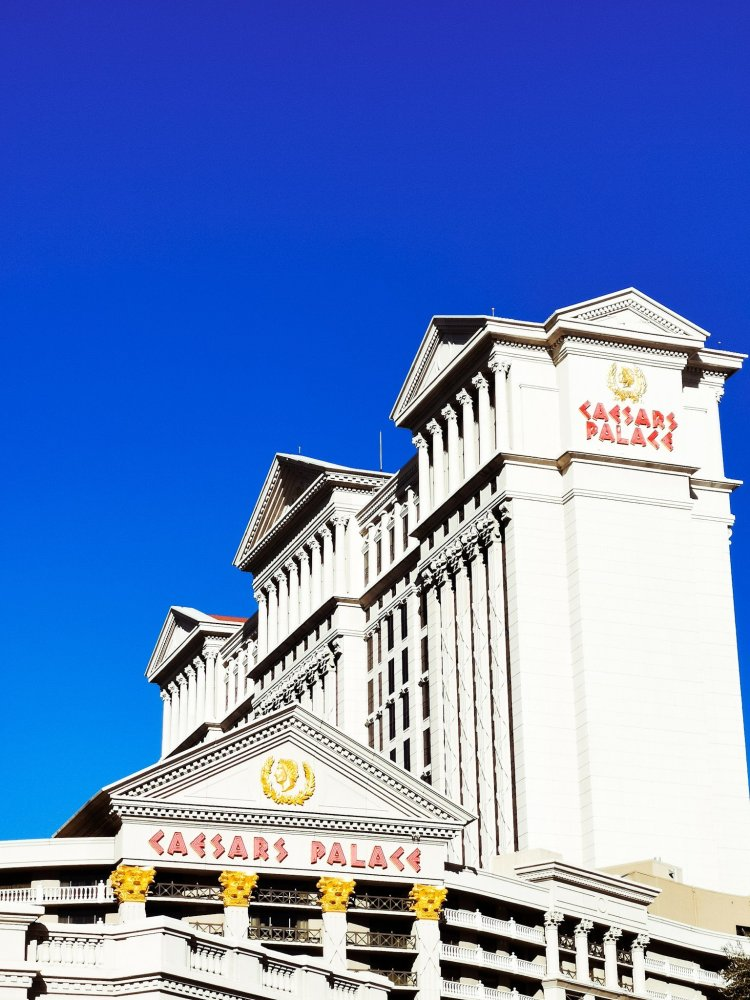 3 days in las vegas itinerary caesars palace