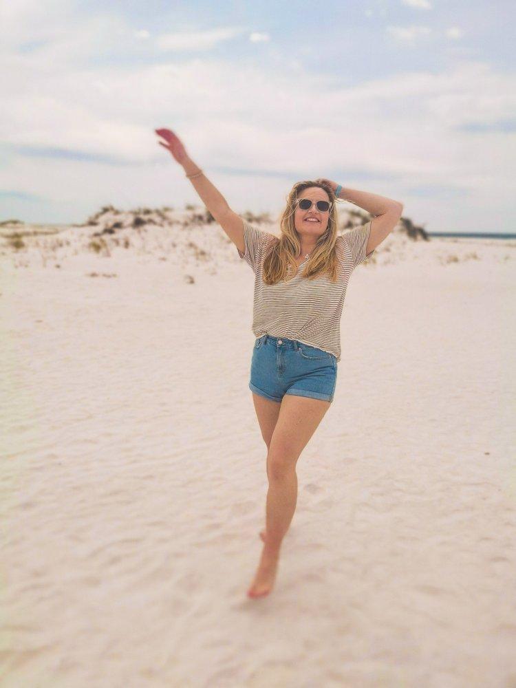 Shell Island Panama City Beach PCB Florida beach