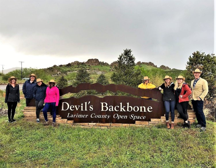 things to do in Loveland Colorado Devil's Backbone