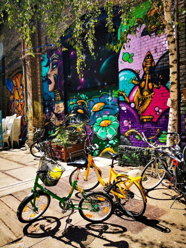 things to do in Berlin city break berlin street art