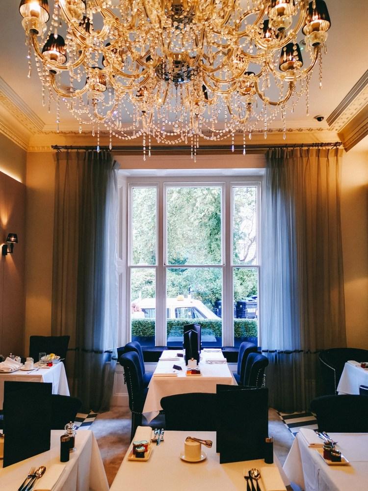Eccleston Square Hotel Review London