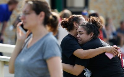 8 Students Pronounce Dead In Shooting At Texas' Santa Fe High School, Two Suspects In Custody