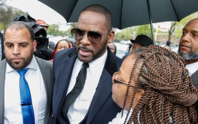 R. Kelly is denied bail after pleading not guilty to sex crime charges