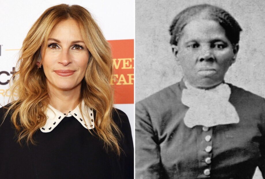 Harriet Screenwriter Says A Executive Once Wanted Julia Roberts To Play Harriet Tubman