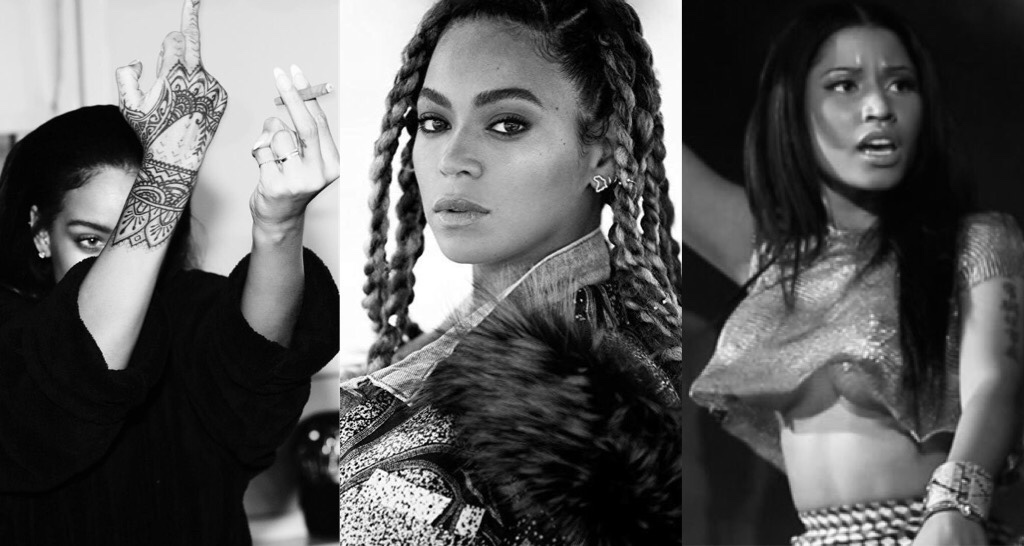 "Rihanna, Beyoncé, and Nicki Minaj Never Won A ""Woman Of The Year"" Award From Billboard This Decade"