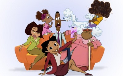 """DISNEY+ ORDERS """"THE PROUD FAMILY: LOUDER AND PROUDER,"""" THE LONG-AWAITED REVIVAL OF THE GROUNDBREAKING ANIMATED SERIES"""