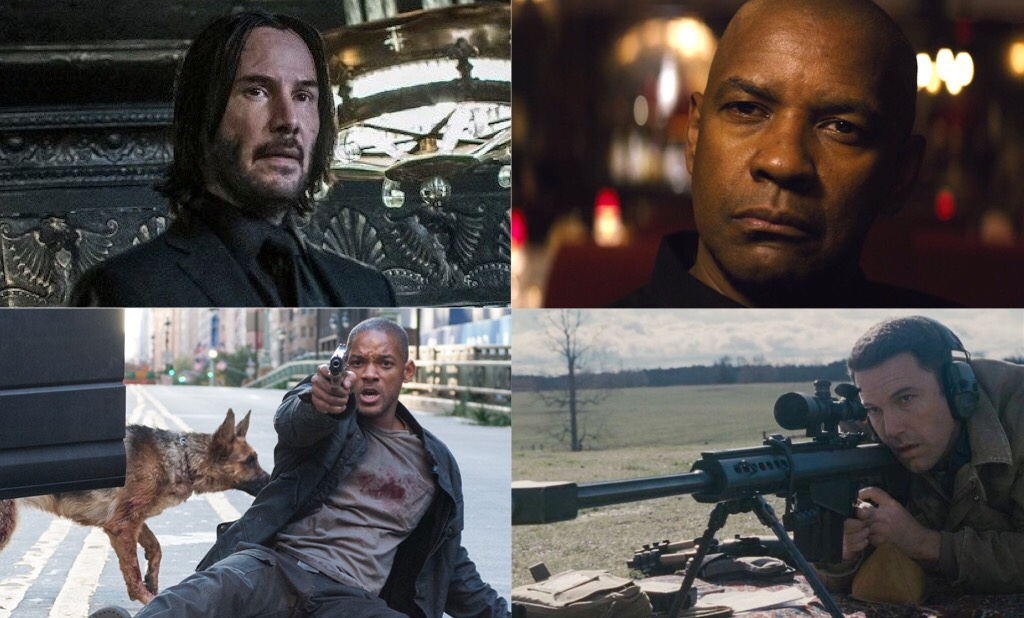 Which One of These Movies Characters Are You Choosing To Protect You From The Apocalypse?