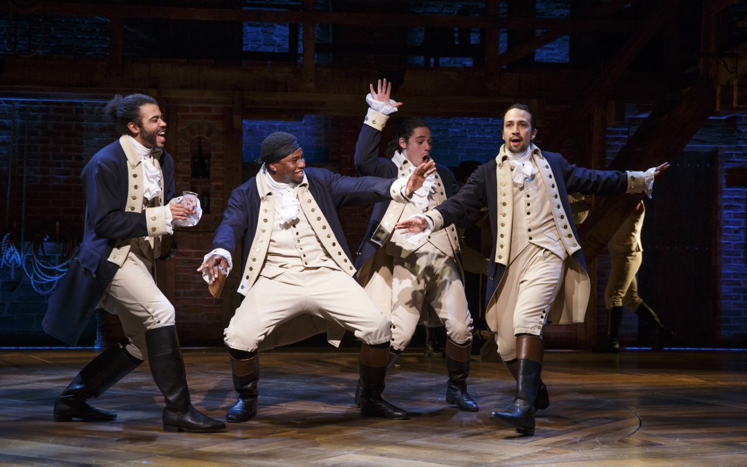Hamilton Film Coming To Disney+ On July 3