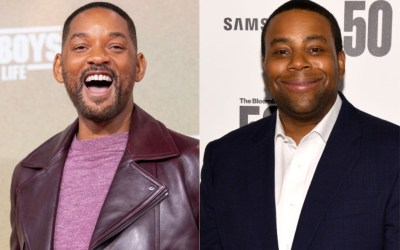 """Will Smith and Kenan Thompson Talk Fatherhood in Apple TV+ Doc """"DADS"""""""