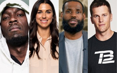 Apple TV Will Be Premiering Docuseries About LeBron James, Tom Brady, Usain Bolt, Alex Morgan and Several Other World Class Athletes