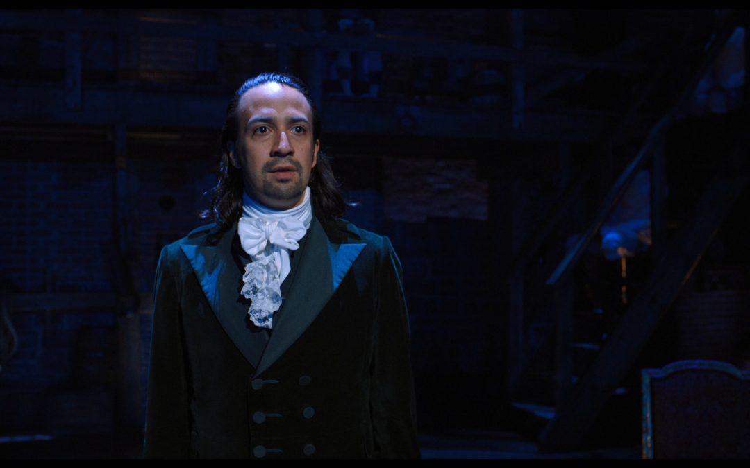 "TRAILER FOR THE TONY AWARD- AND PULITZER PRIZE- WINNING MUSICAL ""HAMILTON"" THE FILM OF THE ORIGINAL BROADWAY PRODUCTION HAS ARRIVED"