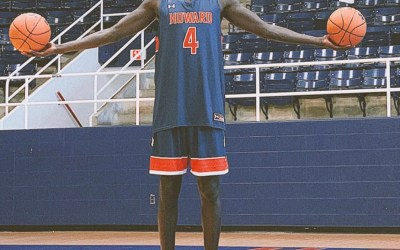 5-star recruit Makur Maker has officially committed himself to Howard University