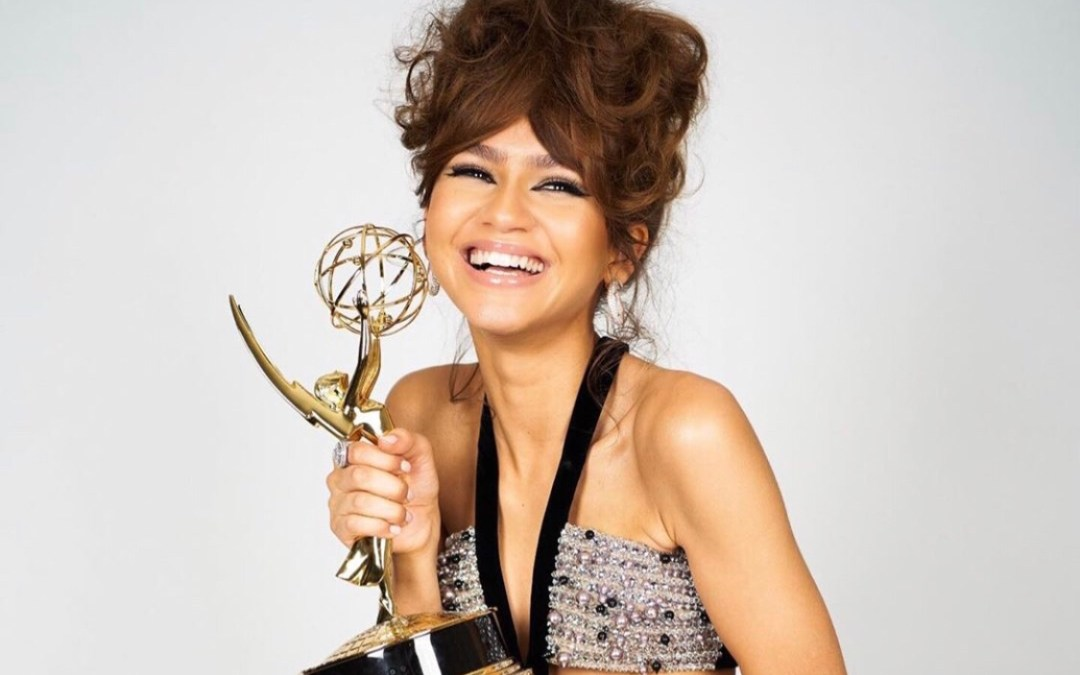 Zendaya Becomes The Youngest Drama Actress Winner in Emmys History