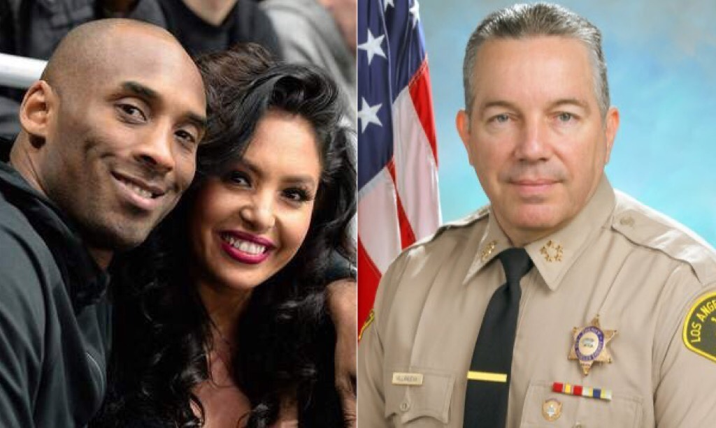 Vanessa Bryant Sues L.A. County Sheriff Dept For Taking Photos of Kobe and Gigi's Deceased Bodies