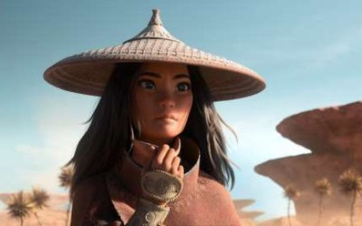 "DISNEY'S ""RAYA AND THE LAST DRAGON"" NEW TRAILER"