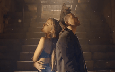 The Weeknd and Ariana Grande will reunite on her upcoming album