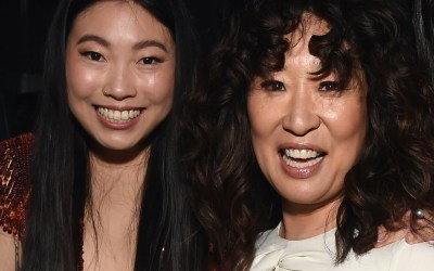 AWKWAFINA AND SANDRA OH STAR IN UNTITLED SISTER COMEDY FOR NETFLIX