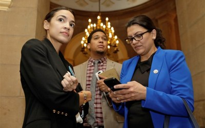 Rashida Tlaib and Alexandria Ocasio-Cortez Introduce Legislation Enabling Creation of Public Banks