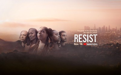 """YouTube Originals Releases Official Trailer for """"Resist,"""" a Documentary Series from Patrisse Cullors"""