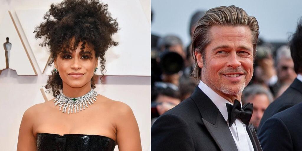 Zazie Beetz Joins Brad Pitt in 'Bullet Train' From 'Hobbs & Shaw' Director David Leitch