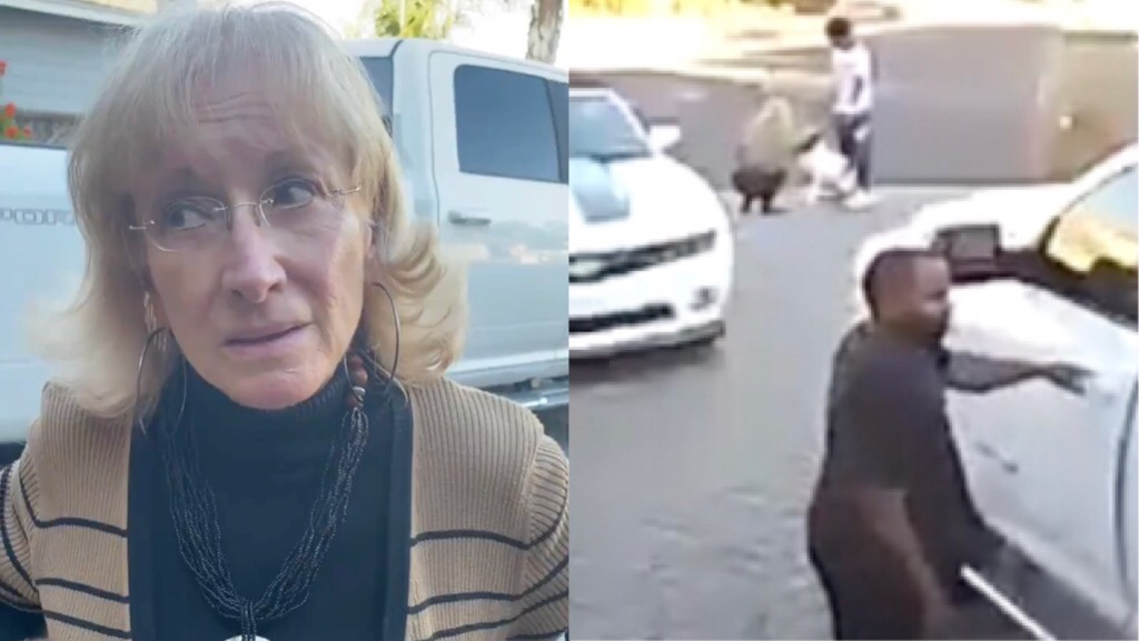 Discovery Bay 'Karen' Reveals Her True Form After Falsely Accusing A Black Family Dog For Attacking Her Dog