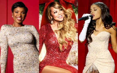 """""""Mariah Carey's Magical Christmas Special"""" debuts Friday, December 4th on Apple TV+, together with the full companion soundtrack exclusively on Apple Music"""
