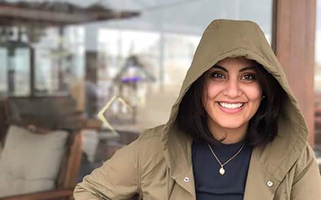 Saudi Women's Rights Activist Loujain al-Hathloul is Sentenced to Nearly Six Years in Jail