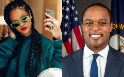 Rihanna Calls Out Kentucky AG Daniel Cameron For Black History Month Tweet