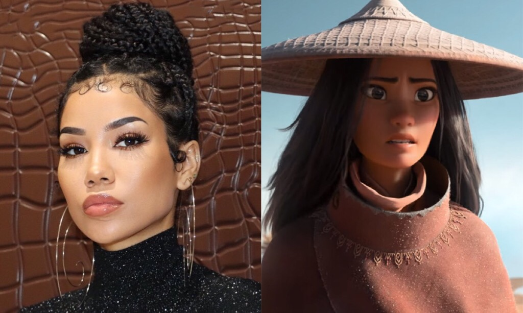 "JHENÉ AIKO BRAND-NEW ORIGINAL SONG, ""LEAD THE WAY"" FEATURED IN NEW ""RAYA AND THE LAST DRAGON"" SNEAK PEEK"