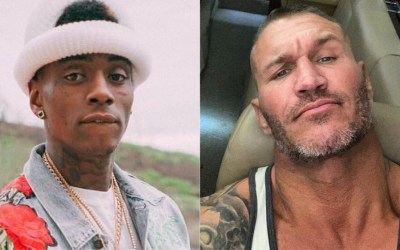 Soulja Boy and Randy Orton are beefing in 2021?