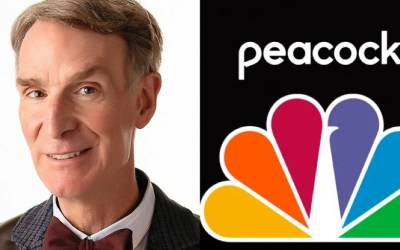 Peacock Orders Epic Science Series THE END IS NYE with Emmy Award-Winning Host Bill Nye