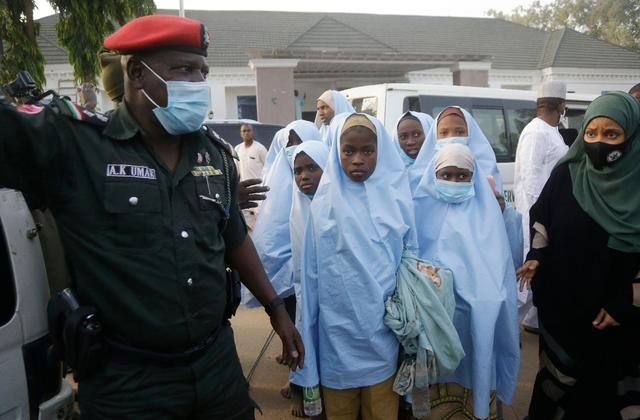Nigerian Governor Says 279 Kidnapped Schoolgirls Have Been Released After Being Abducted From School