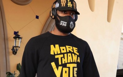 LeBron James Launched a  Campaign to Protect Black Voters