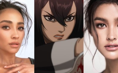LIZA SOBERANO and SHAY MITCHELL ARE VOICE OF ALEXANDRA TRESE IN ORIGINAL ANIME SERIES TRESE