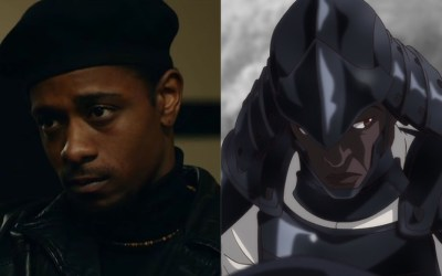 First Look at the First African Samurai 'YASUKE', Starring LaKeith Stanfield