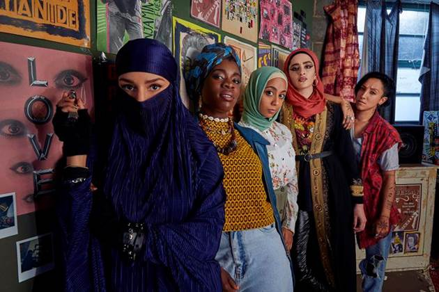 PEACOCK DROPS TEASER FOR UPCOMING MUSIC COMEDY 'WE ARE LADY PARTS' FROM NIDA MANZOOR