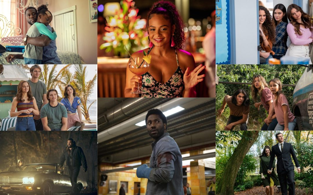 What's Coming to Netflix in June, July, and August?