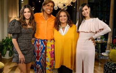 'TURNING THE TABLES WITH ROBIN ROBERTS' TO PREMIERE ON DISNEY+ ON JULY 30