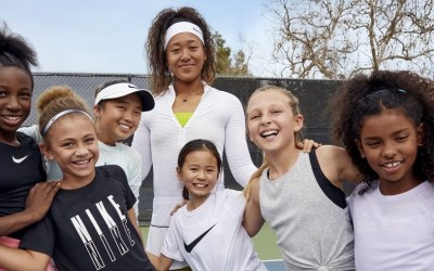 Naomi Osaka Announces An Expansion of Her Play Academy Initiative Into Haiti and Los Angeles
