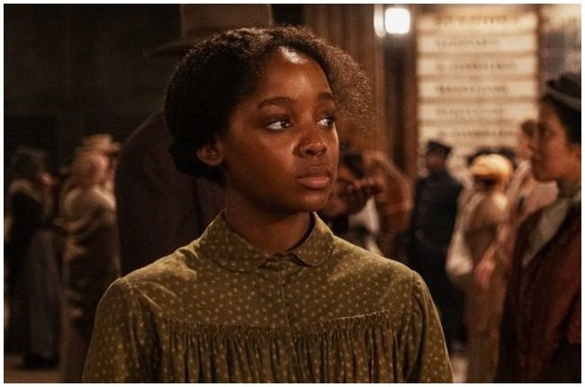 Barry Jenkins and Thuso Mbedu Talk 'The Underground Railroad'
