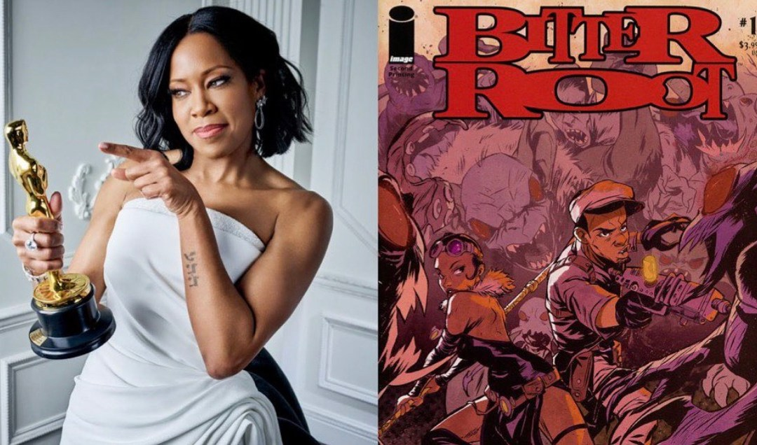 Regina King Will Direct Comic Book Adaptation of 'Bitter Root' for Legendary