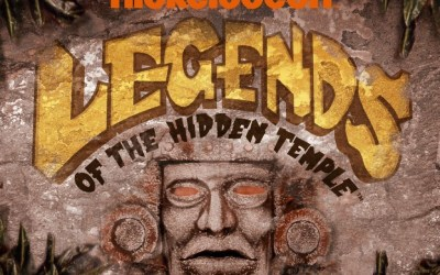 """THE CW NETWORK AMPS UP THE ADVENTURE BY ORDERING AN ALL-NEW REIMAGINED VERSION OF THE ICONIC """"LEGENDS OF THE HIDDEN TEMPLE"""""""