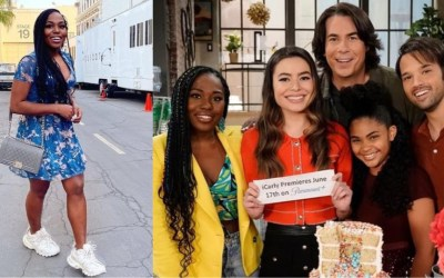"""""""iCarly"""" Star Laci Mosley Responds to the Racist Comments She Has Been Receiving"""
