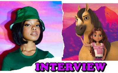 """Marsai Martin Talks New DreamWorks Animated Film """"Spirit Untamed"""", Upcoming Projects, and How She Feels About """"Black-ish"""" Ending After the 8th season"""