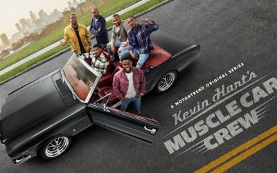 Kevin Hart's Muscle Car Crew Sneak Peek
