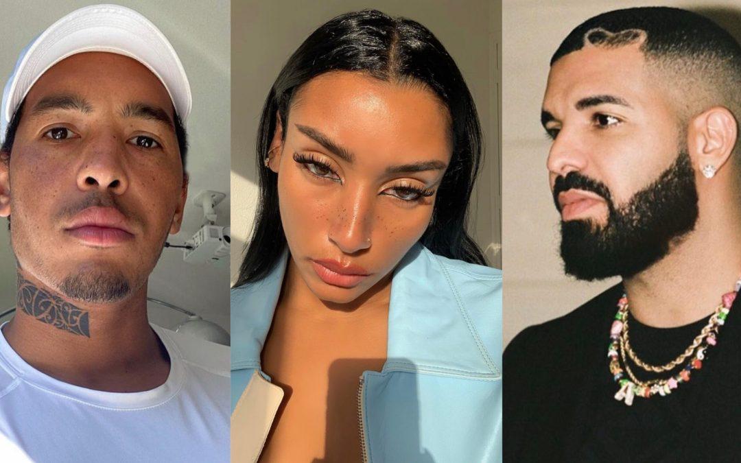 Did Drake DISRESPECTFULLY Diss Jamie Sun For Accusing Him Of Ruining His Eight Year Relationship Naomi Sharon?