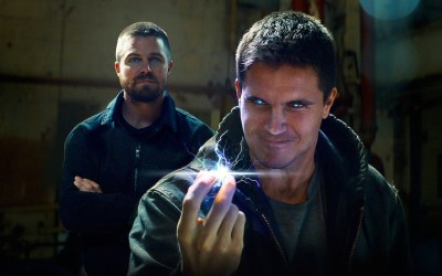 """Netflix Acquires Global Rights To Canadian Sci-fi Sequel """"Code 8: Part II"""" Starring Stephen Amell and Robbie Amell"""