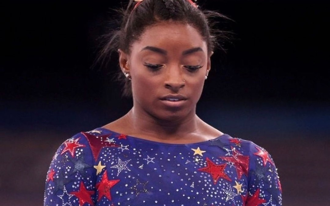 Simone Biles Pulls Out of Women's Team Gymnastics Final at Tokyo Olympics