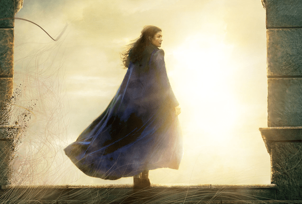 First Official Poster For 'The Wheel of Time', Amazon's New Fantasy Series Starring Rosamund Pike