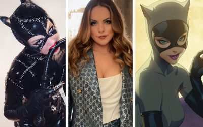 Elizabeth Gillies Set To Voice Catwoman in DC's Upcoming Animated Film 'Catwoman: Hunted'